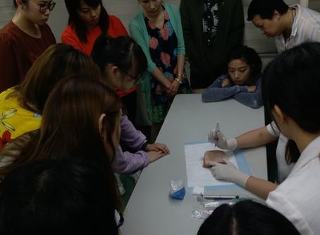 IM03注射班-課堂實習+考試