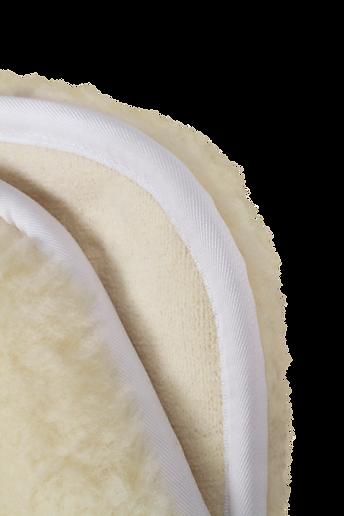 Natural merino wool material
