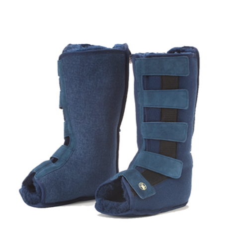 tall boot bed sore shear comfort