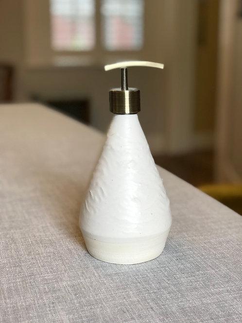 Soap Dispenser | Handmade Ceramic | Bathroom Decor