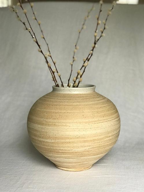 Marbled Moon Jar