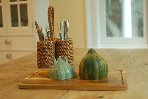 Acorn Squash Trinket Bowl | Produce Line