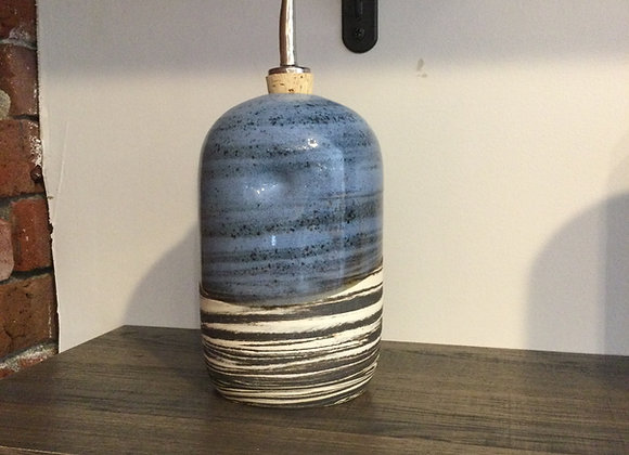 Marbled Oil Decanter