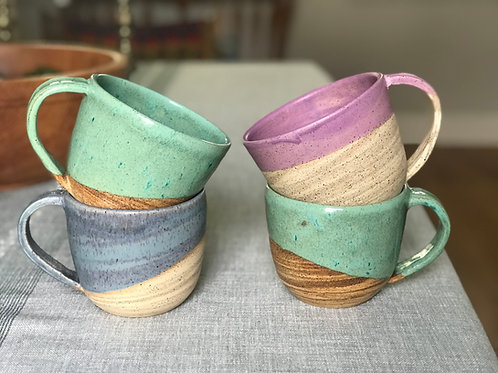 Marbled Mug | 16oz