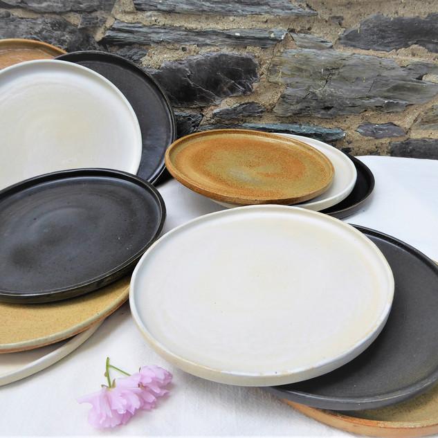 Personal geo plates