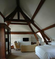 Chateau de Limatge Guest East Bedroom