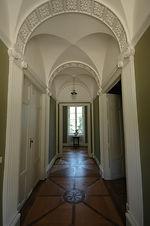 Chateau de Limatge Entrance Hall