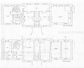 Chateau de Limatge Floor Plans