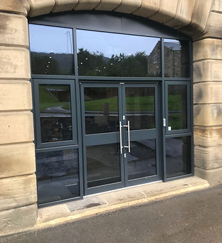 West Yorkshire Glazing - Commercial Alum