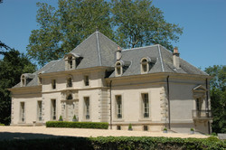 1f. Front and Side of Chateau .jpg