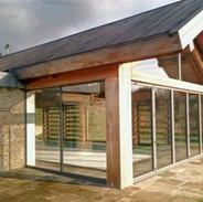 Aluminium Glazing & Bi Fold Doors