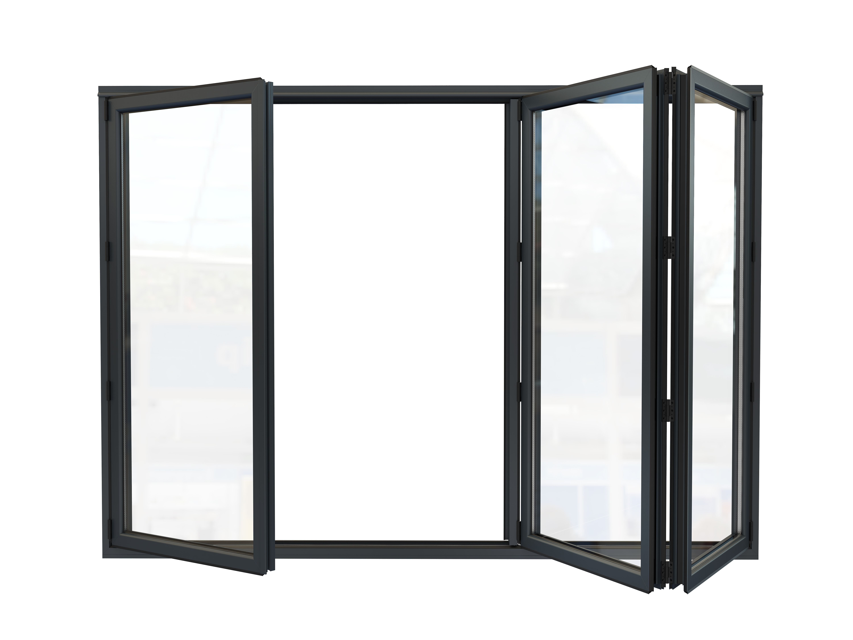 West Yorkshire Glazing Visofold 1000 Bi Fold Door Configurations