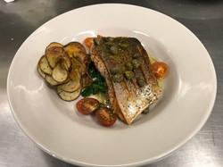 Sautéed Salmon
