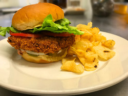 Joes' Crispy Burger (not your typica
