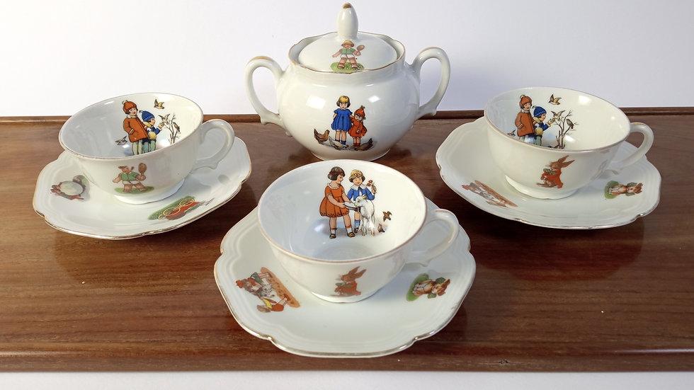 Ceramica Bareuther Bavaria anni '40