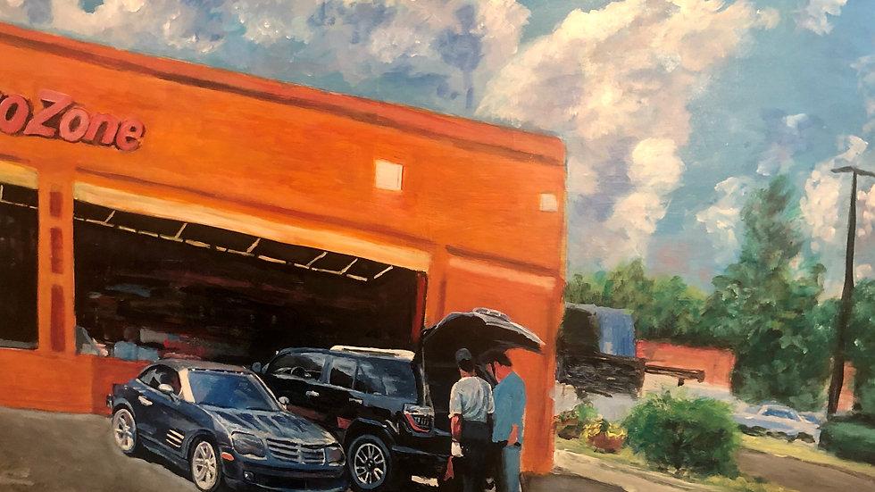 Custom Oils Painting