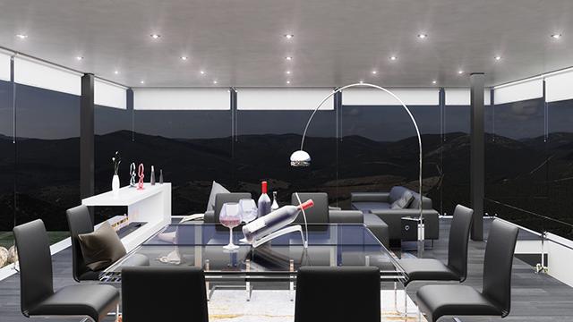 3. Vista Interior