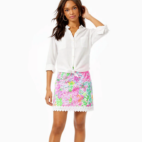 Izzy Skirt in Paradise Found