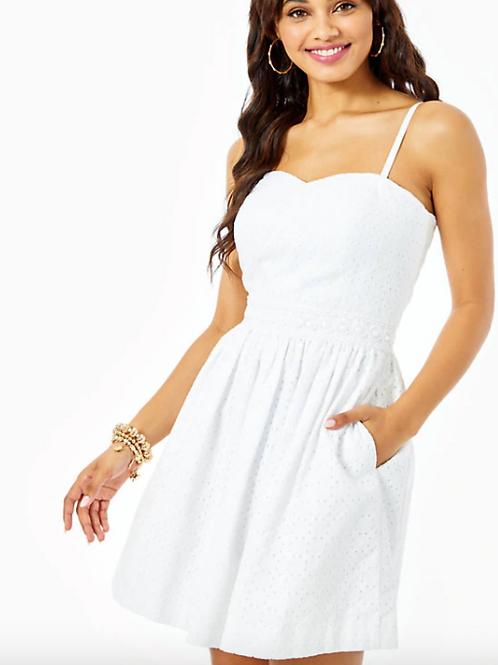 Marta Strapless Dress