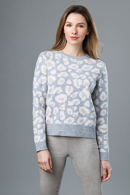 Reversible Cashmere Sweater