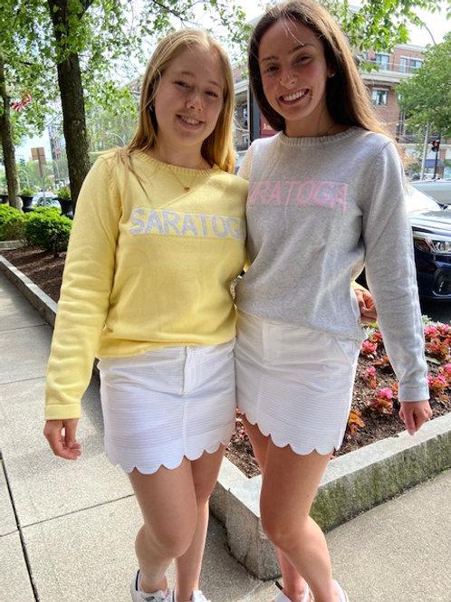 Saratoga Town Sweater