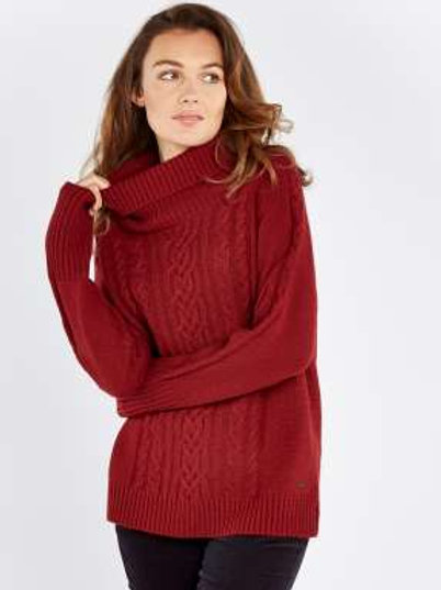Kennedy Cable Stitch Sweater