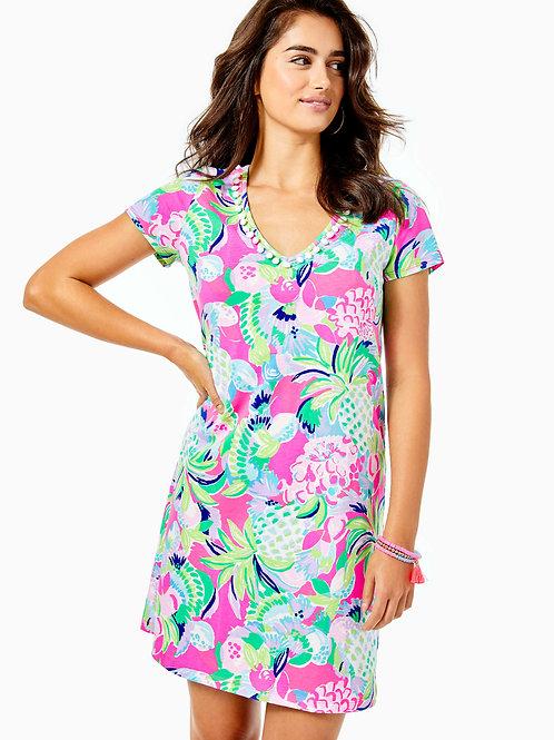 Etta V-Neck Dress