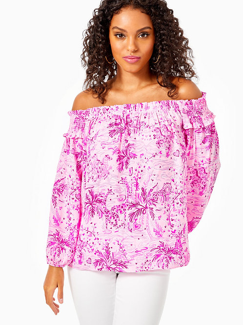 Blanche Off The Shoulder Top