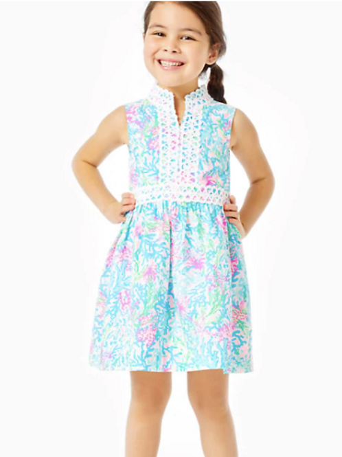 Girls Mini Franci Dress