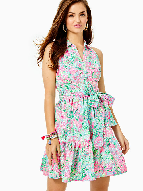 Trisha Shirtdress