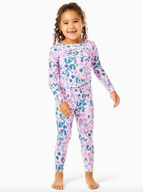 Girls Sammy Pajama Set