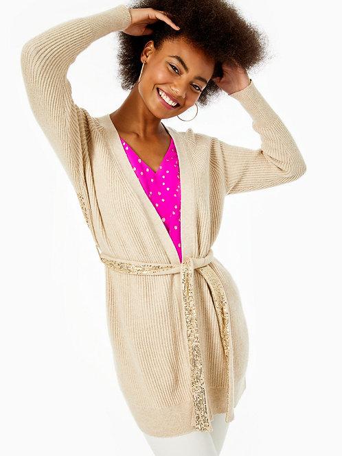 Audriella Sequin Sweater