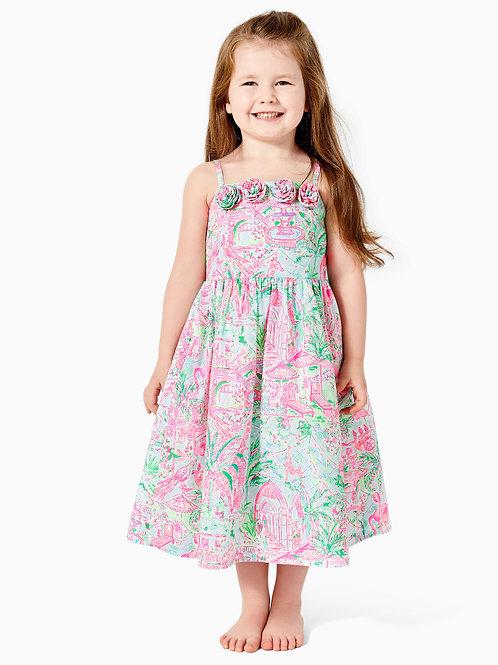 Bellamy Midi Dress