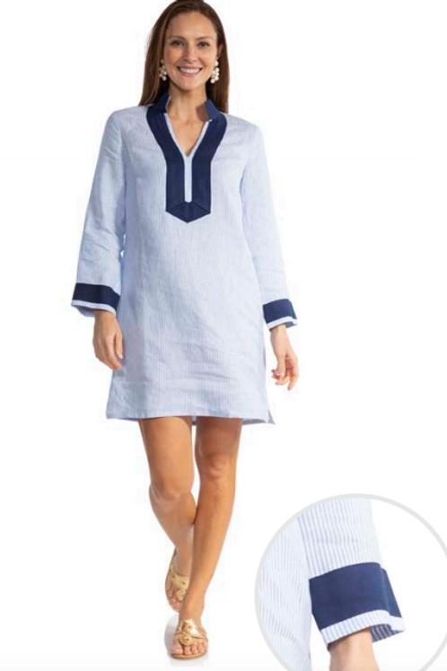 Long Sleeve Classic Tunic Dress