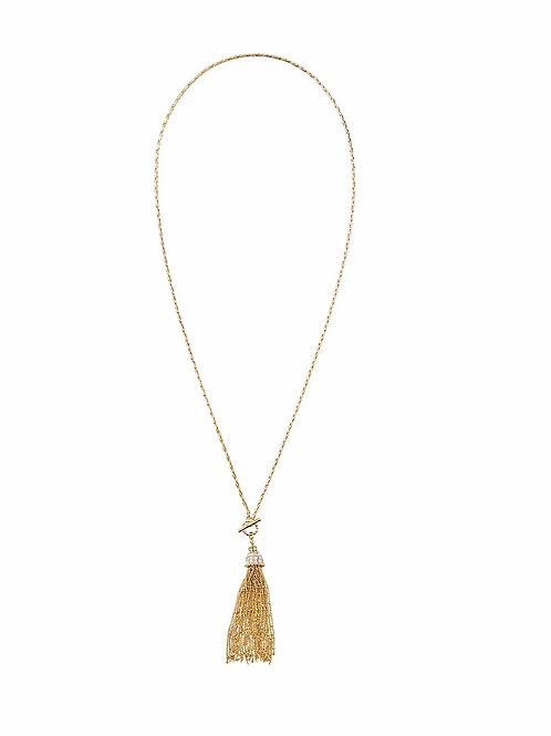 Fronds Necklace