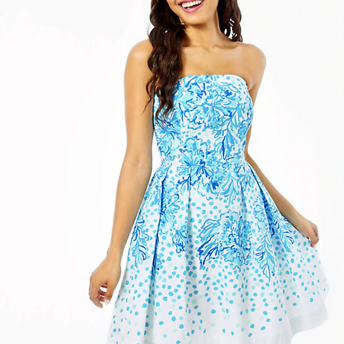 Kenzie Strapless Dress