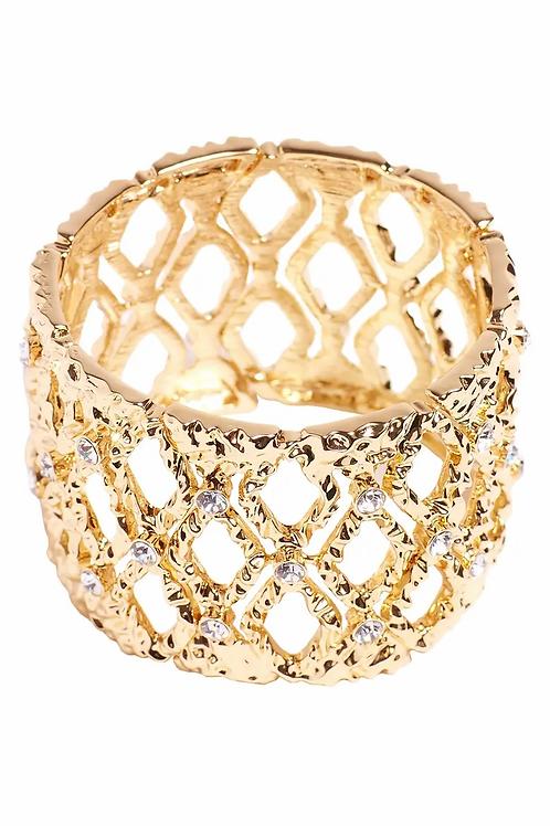 Mosaic Stretch Bracelet