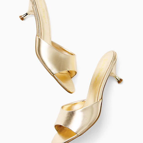 Kimmy Mule Slide Sandal