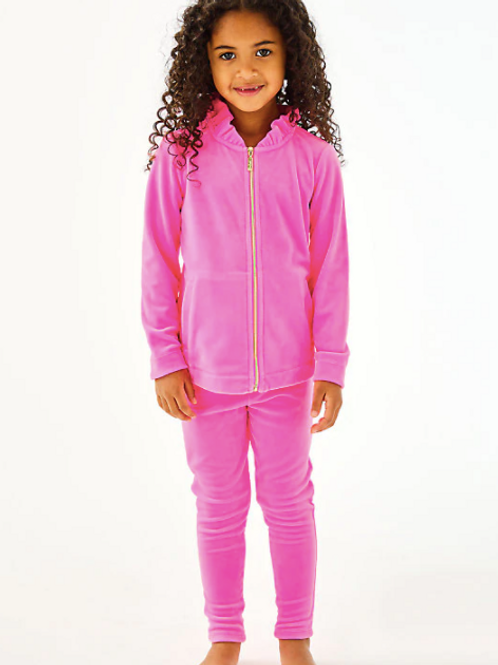 Mini Jayla Zip Up