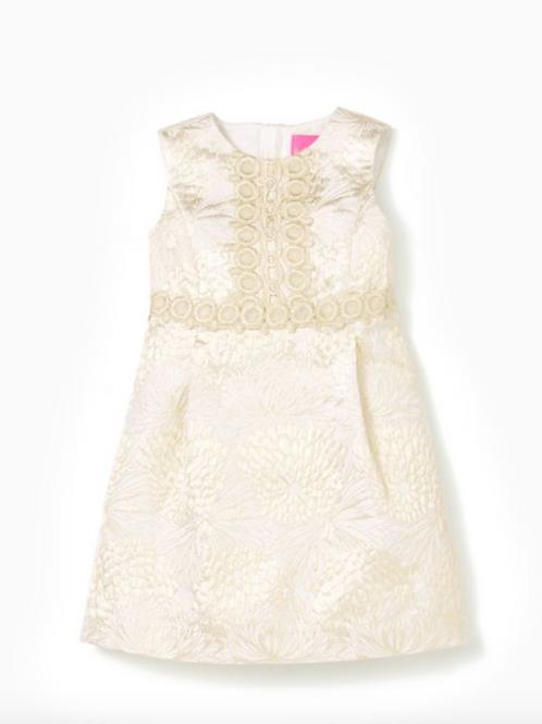Girls Mini Clare Dress