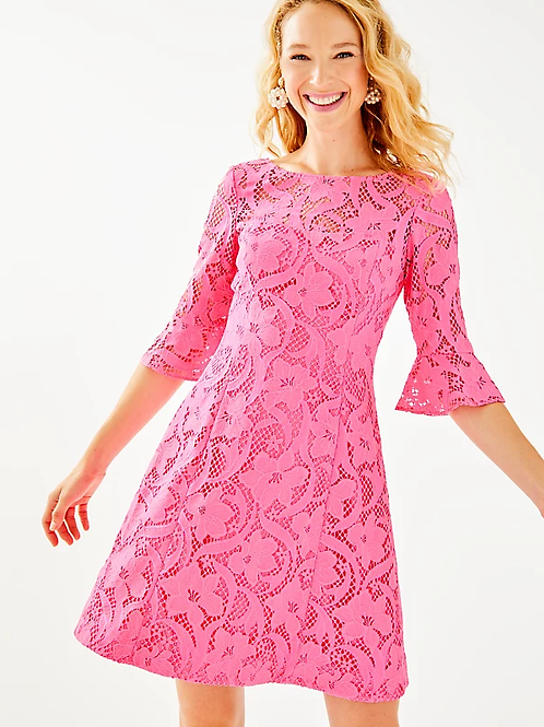 Allyson Lace Dress