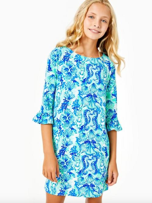 UPF 50+ Mini Sophie Ruffle Dress