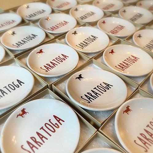 Custom Saratoga Trinket Tray