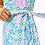 Thumbnail: Sleeveless Misha Wrap Dress