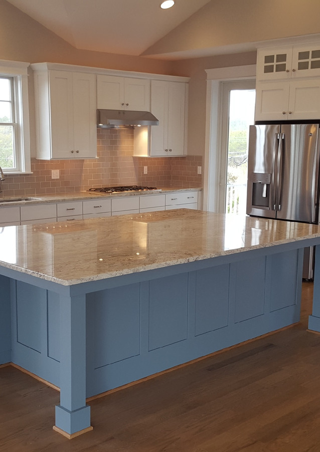 Custom Kitchen, Ocean Village