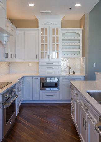 Ocean City, new kitchen