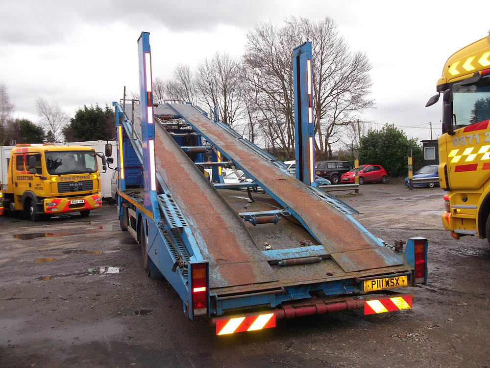 recovery trailers and transporters