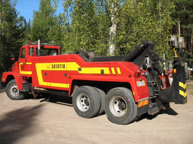 heavy recovery vehicles for sale