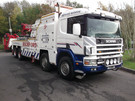 Scania With NRC & Dyson For Sale