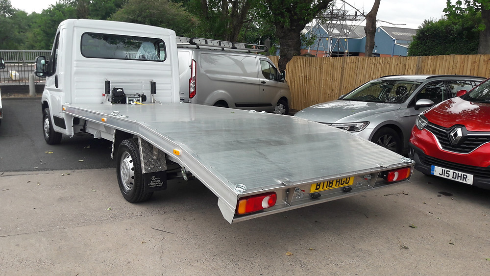 sapcote commercial recovery truck for sale